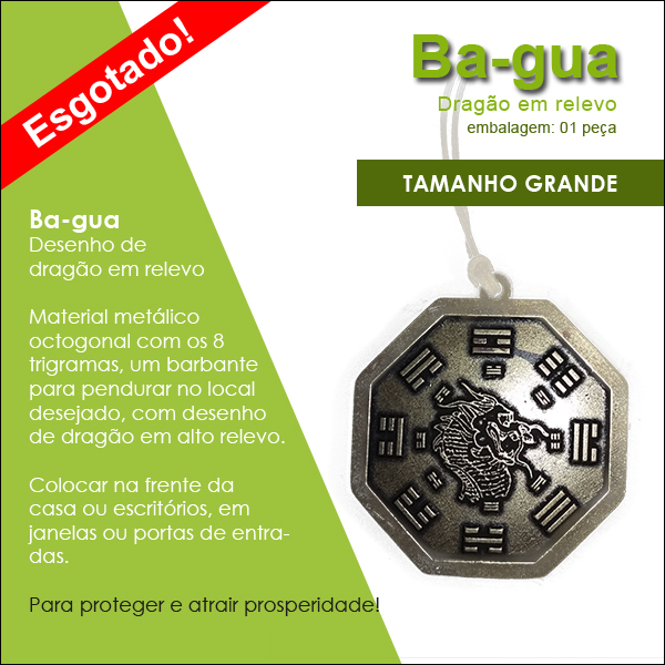 Ba-guá dagão_capa