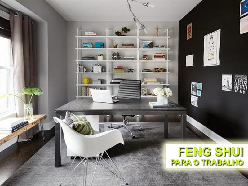 Feng Shui para o trabalho