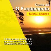 curso; O Fundamento; carnaval iluminado; Ana Lúcia Freitas
