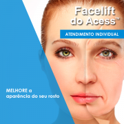 atendimento de facelift do access