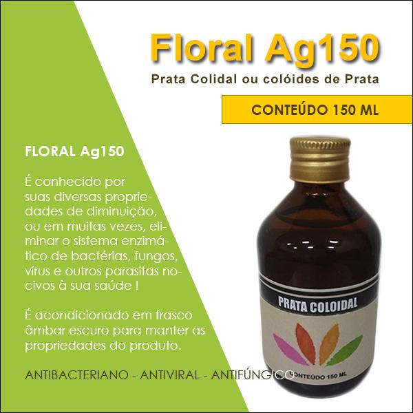 Floral Ag150_capa