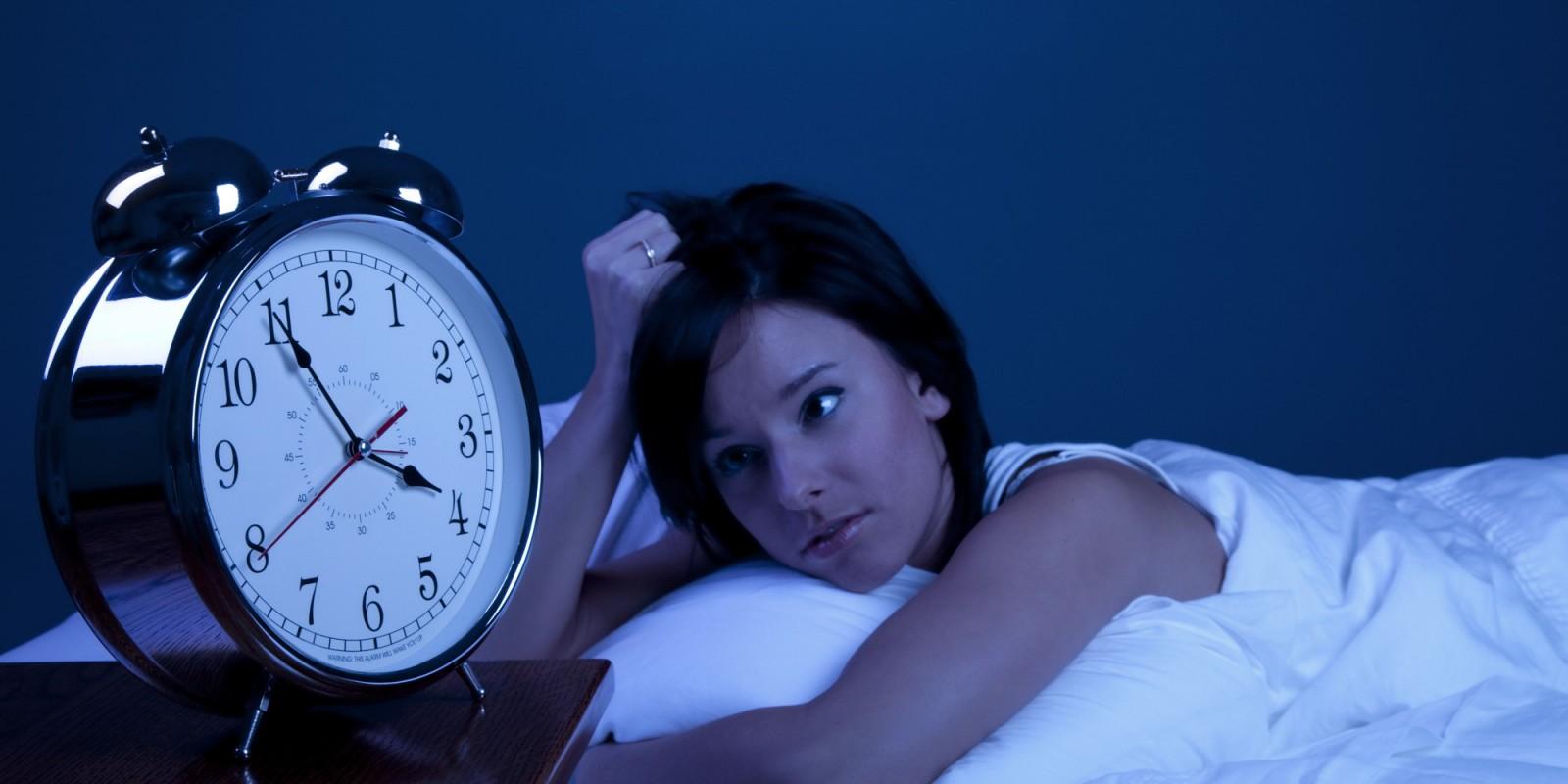 Insônia e Rituais para Dormir_mulher